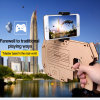 Wholesale Smartphone Shooting Game Wood Material Virtual Ar Gun