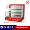 Commercial Electric Curved Food Warmer (GRT-2P) Display Showcase with Trays