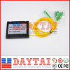 1310nm/1550nm Fiber Optical 1X4 Coupler Sc/APC with ABS Box
