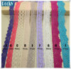 Garment Accesories Elastic Stretch Lace Trim for Wedding Dress