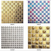 Six Hexigon Gold Mosaic Tile