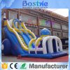 2017 Hot Adult Size Giant Inflatable Slide Castle Slide