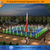 LED Lighting Music Dancing Floor Dry Fountain for Amusement Park