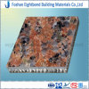 Red Color Granite Slab Honeycomb Panel for Exterior Wall