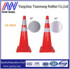 China Factory Colour Orange Yellow PVC Traffic Road Safety Cone 900h