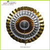 "16"" Gold and Silver Hanging Honeycombs Paper Fan"