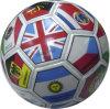 3# PVC Hand Sewn Soccer Ball