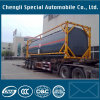 40FT Container 40000liter Chemical Container Tank Trailer