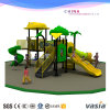 Popular and Certified Plastic Children Gym Equipment