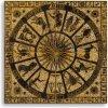 Flower Pattern Carpet Tile Polished Crystal Ceramic Floor Tile 1200X1200mm (BMP14)