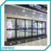 Automatic Glass Door - Hangzhou East Railway Station Project in 2013