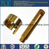 Precision Brass Threaded Rod with Sleeve