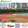 Obtained CE Certificate Rubber Running Track Material