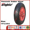 China Factory Made Colored Wheelbarrow Wheel