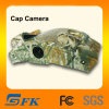720p Extreme Sports Cap Cams with Black/Camouflage Color