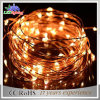 10m Warm White Copper Wire Christmas Decorations LED String Light
