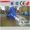 Multi - Channel Coal Burner for Magnesium Production Line