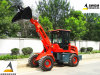 Hr1500 Telescopic Boom Wheel Loader with CE 1500kg