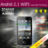 Star Andriod Mobile Phone (A3000)