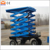10m Trailing Mobile Scissor Lift
