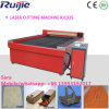CE ISO FDA Approved Laser Cutting Flat Bed 1325 on Sale