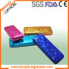 Fashion Metal Eyeglasses Case with Gorgeous PU Coating