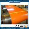 Ral1028 508 ID Color-Coated Galvanized Steel Coil /PPGI for Iran