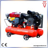 Portable Diesel Driven Piston Air Compressor (W-3.2/7)