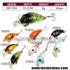 New Arrvial Small Hard Fishing Lure