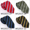 New Design Fashionable Stripe Necktie (Ws2015-27)