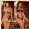 Girl Seducer Brazelle Black Three Points Sexy Lingeries