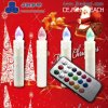 LED Xmas Infrared Battery 3A Candle Lights Christmas