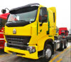 6X4 HOWO special for port terminal tractor