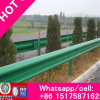 Rich Steel Anti-Collision Waveform Guardrail for W Beam Used for Highway, Flexible Hot DIP Galvanized