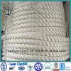 3/4 Strands Polyethylene Twisted Mooring Rope