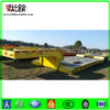 China 50ton 3 Axles Low Bed Truck Trailer