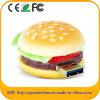 3D PVC Hamberger USB Flash Drive for Christmas Gift (EG029)