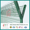 Airport Security Fence Wire Mesh Fence Top Razor Wire Airport Fence