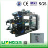 Ytb-41000 High Technology Plastic PE Film Flexo Printing Machinery