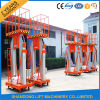 Ce Approved Hydraulic Home Used Man Lift