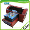 2014 New Design Small UV Printer Flatbed Machine A3 Size Digital Printer for Any Hard Materials, with Eight Colors and High Resolution