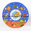 2013 Top New Kid Wooden Fish Clock Puzzles