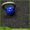 Gym Fitness 6mm Rubber Flooring in Roll