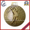 Custom Die Cast Sports Awards, 3D Golf Medal
