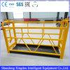 Zlp Series Steel or Alumium Cradle, Gondola, Scaffolding Platform, Suspended Rope Platform, Swing Stage for Window Cleaning
