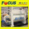 Ce, ISO Certified Js1500 Twin Shaft Concrete Mixer