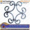 Decoration Wrought Iron Components Cast Steel Panel