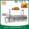 Automatic Vegetable and Fruit Pressure Washer Machinery