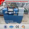 Rubber / Plastic Lab Two Roll Mill / Open Rubber Mixing Machine