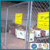 Galvanized Chain Link Mesh Temporary Barrier